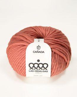 ovillo cañada-coral-lana-merina trashumante-Las hidalgas