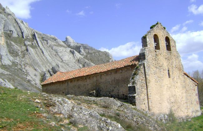 Ermita de Pruneda-Las Hidalgas